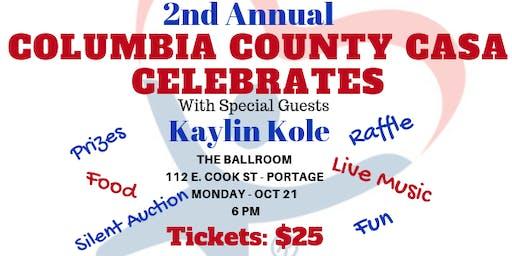 2nd Annual Columbia County CASA Celebrates