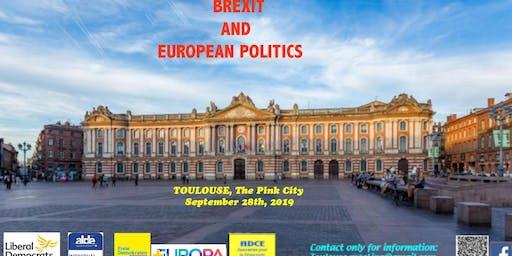 Lunch European Democracy Conference Déjeuner - Conférence européenne sur la déocrat