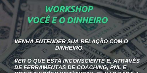 Workshop Você e o Dinheiro