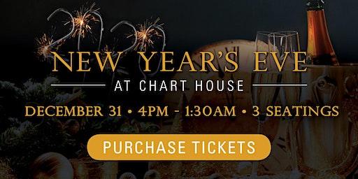 Chart House New Year's Eve 2019 - Alexandria, VA