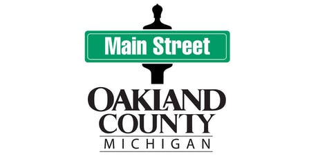 Main Street Oakland County – Community Character – Lake Orion tickets