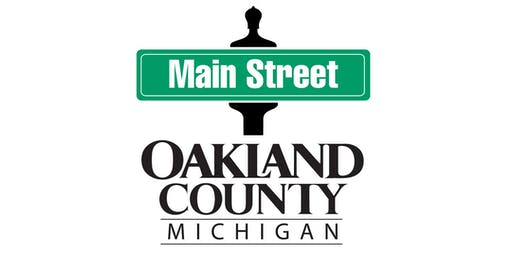 Main Street Oakland County – Community Character – Lake Orion