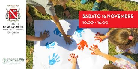 Istituto Scuola Bambino Gesù / Open Day biglietti
