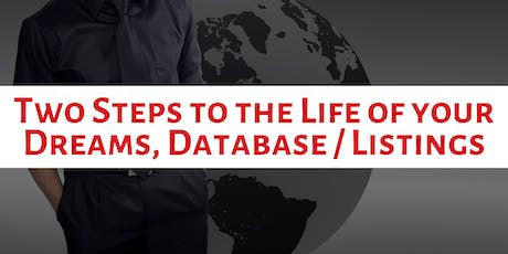 Two Steps to the Life of your Dreams, Database / Listings tickets