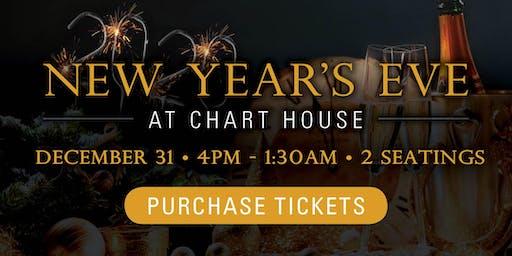 Chart House New Year's Eve 2019 - Philadelphia, PA