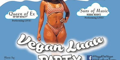 Vegan Luau Party