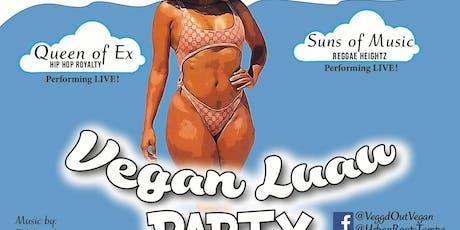 Vegan Luau Party tickets