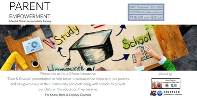 Parent Empowerment: School & District Accountability Training