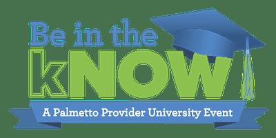 2020 Annual Provider Summit Charleston Afternoon Session