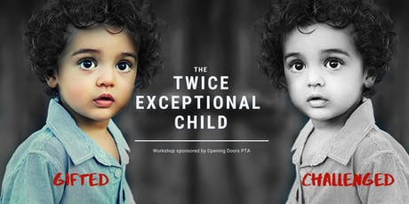 The Twice Exceptional Child tickets