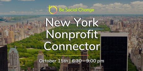 New York Nonprofit Connector tickets