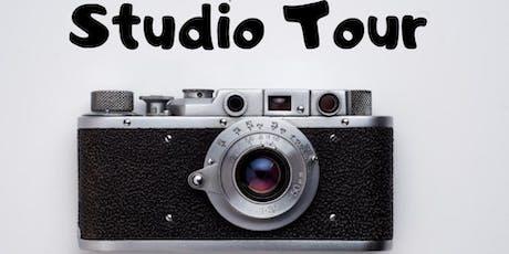 SnapJoy Studio Tour & Walkthrough tickets