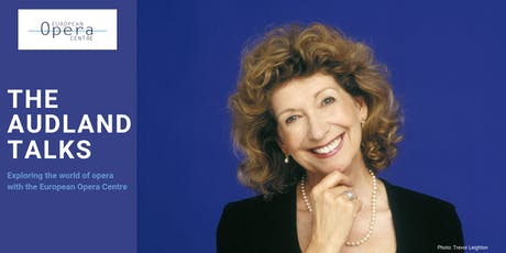 A Life on the Stage: Dame Felicity Lott in Conversation tickets