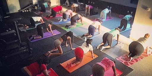 Progress Not Perfection Yoga