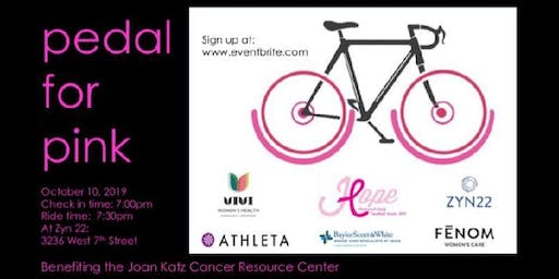 Pedal for Pink 2019