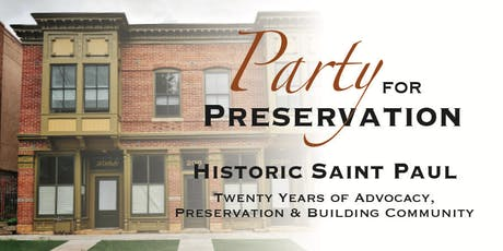 Party for Preservation tickets