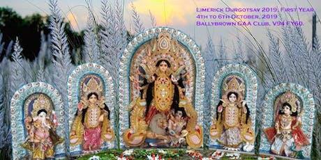 Durga Puja 2019, Limerick, Ireland tickets