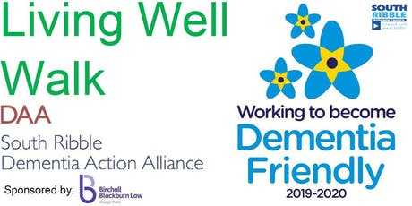 Living Well Walk - A Dementia Friendly Walk tickets