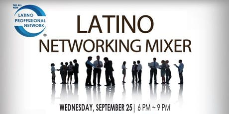 Latino Professional Networking Mixer tickets