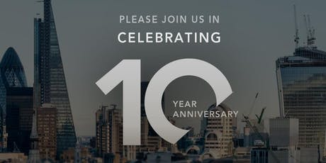 Milieu Consult 10 Year Party tickets