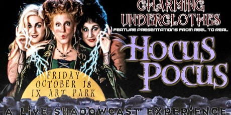 Hocus Pocus shadowcast tickets