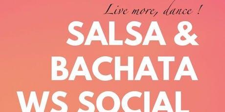 BALORICO Salsa & Bachata Friday Social 9/20 tickets