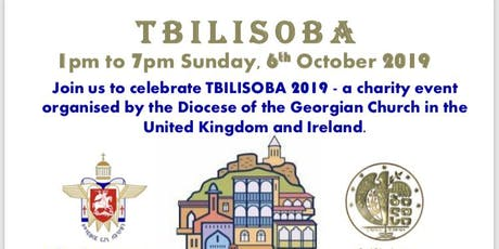Tbilisi Fest in London 2019 tickets