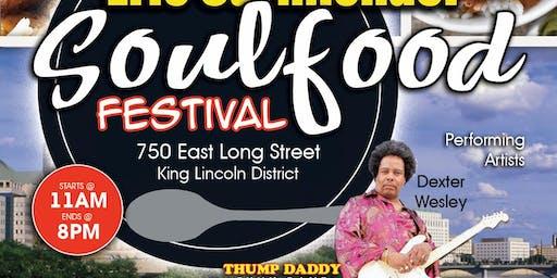 Eric Carmichael Soul Food Festival