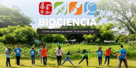 Biociencia 2019  entradas