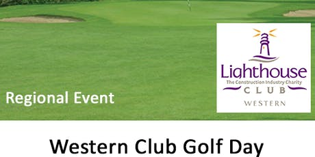 GOLF DAY - LIGHTHOUSE CONSTRUCTION INDUSTRY CHARITY EVENT tickets