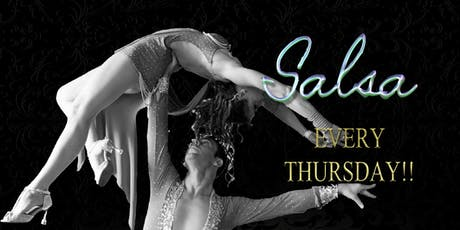 Salsa Drop-In Classes ALL LEVELS WELCOME tickets