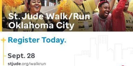 St. Jude Walk/Run Oklahoma City  tickets