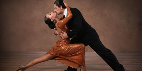 World Class Tango Artists: Tomas Galvan & Gimena Herrera at Viva Tango tickets