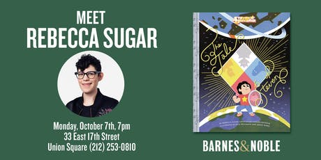 Meet Rebecca Sugar at Barnes & Noble Union Square tickets