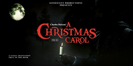 A Christmas Carol - A Ghost Story of Christmas  tickets
