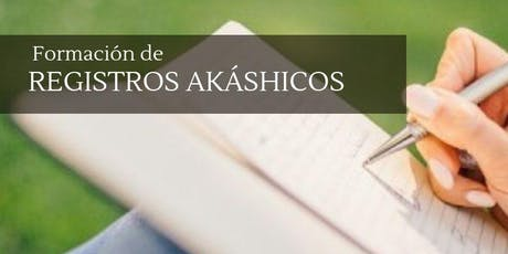 Curso de REGISTROS AKÁSHICOS entradas