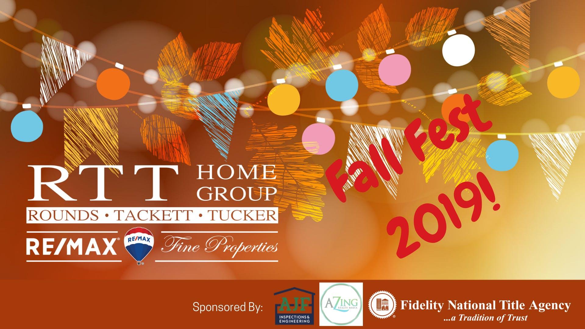 RTT Home Group Fall Fest 2019!