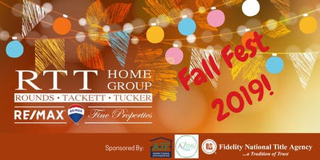 RTT Home Group Fall Fest 2019! tickets