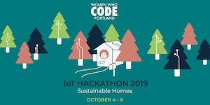 WWCode Portland - IoT Hackathon 2019