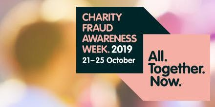 Charity Fraud Awareness - for marketers and communicators