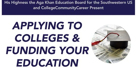 Applying to Colleges and Funding Your Education tickets