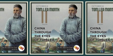 China Through the Eyes of Tom Lea tickets