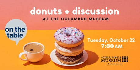 On the Table Chatt - Donuts + Discussion tickets
