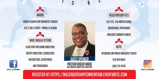 Nevada-Utah Conference Leadership Convention