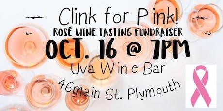 Rosé Wine Tasting Fundraiser tickets