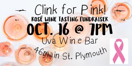SOLD  OUT - Rosé Wine Tasting Fundraiser