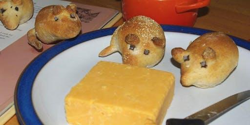 Basic breads.
