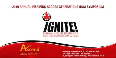2019 Annual Inspiring Across Generations (IAG) Symposium