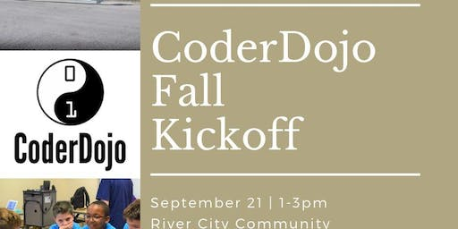 CoderDojo Fall Kickoff Event