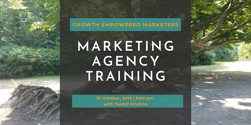 Marketing Agency Startup Workshop